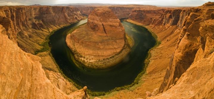 Horseshoe Bend, Glen Canyon, Arizona