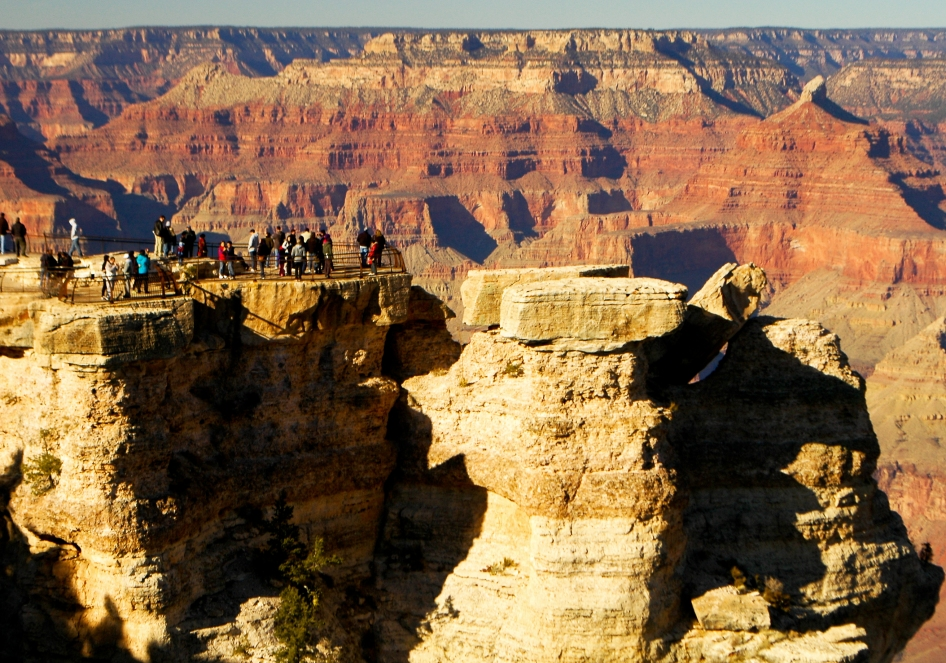 Mather Point People