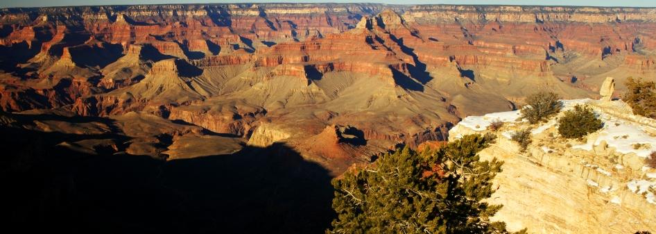 Shoshone Point Panorama