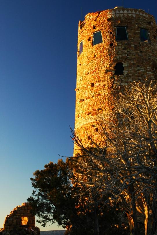 Watchtower at Desert View