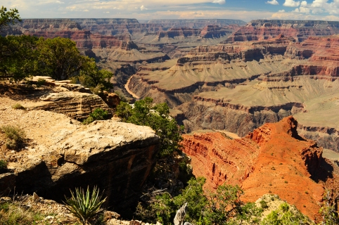 Grand Canyon from Mohave Point