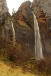 Zion Waterfall