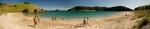 Beach on Waewaetorea Island