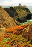 Point Bonita Lighthouse, Golden Gate National Recreation Area, California