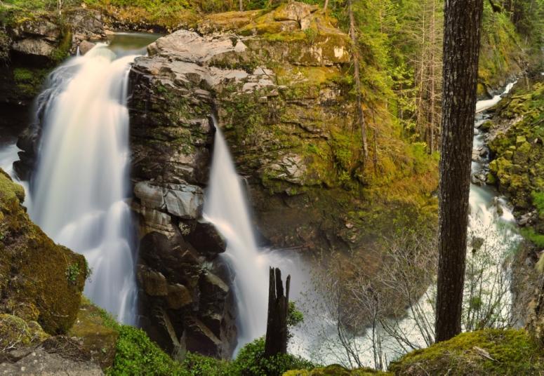 Nooksack Falls, Whatcom County, WA