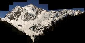 GigaPan of Mt. Shuksan