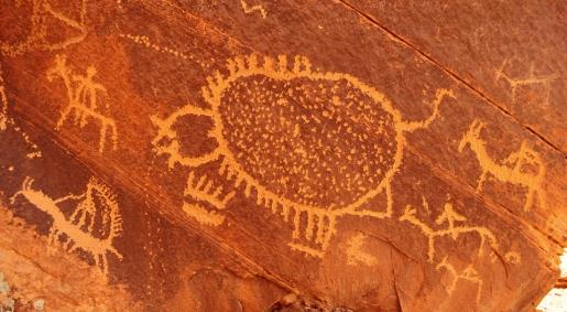 Dominguez Canyon Petroglyphs