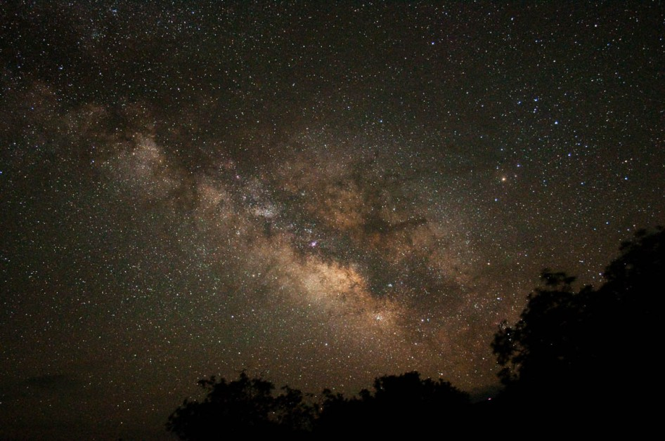 Summer Milky Way, Black Canyon of the Gunnison National Park, Colorado
