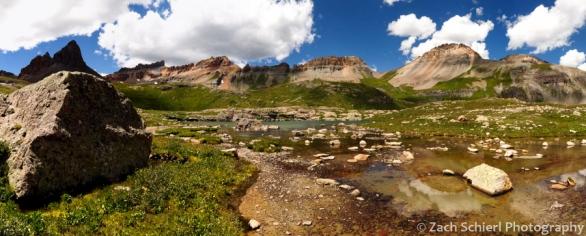 Ice Lake Basin, San Juan Mountains, Colorado