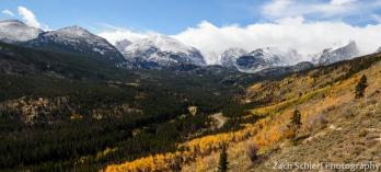 Fall color along Bear Lake Road