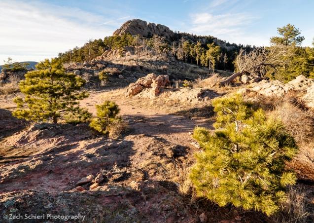 Horsetooth Rock, Larimer County, Colorado