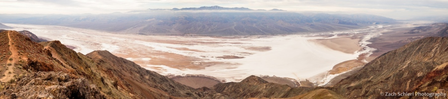 View of Death Valley from Dante's View