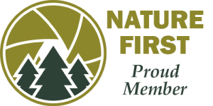 Nature First Photography Logo