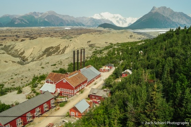 Kennecott, Alaska.